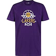 A NEW ERA Era NBA League Net Logo Los Angeles Lakers Camiseta