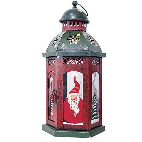 ODJOY-FAN Weihnachten Zuhause Dekoration, Schneemann Weihnachten Dekorationen Eisen Formen Ornamente Kunst Weihnachten Geschenke Stereo Wandaufkleber (30x12cm) (D,1 PC)
