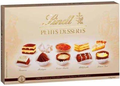 Bombones Lindt Petits Desserts 1 70Gr