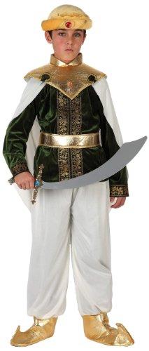 Atosa - Disfraz de árabe para niño, talla 3 - 4 años (6541)