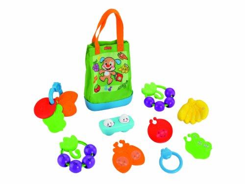 Mattel Fisher-Price Y7784 - Lernspaß Einkaufstasche
