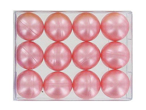 4 scatole di 12 perle da bagno – fiori lotto