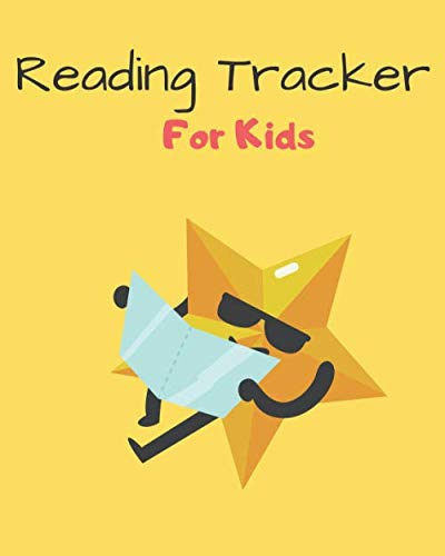 Reading Tracker For Kids: Perfect Gifts For Little Readers Reading Review Organizer and Journal