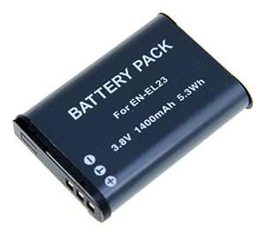Batterie EN-EL23 ENEL23 pour Nikon Coolpix P600 B