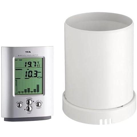 LA CROSSE TECHNOLOGY Pluviometro elettronico WT3003
