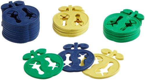 Kunststoff-Kinderschneerutscher cm, Blau