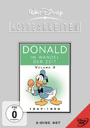 Walt Disneys Kostbarkeiten: Donald - Im Wandel der Zeit 3: 1947-1950 (2 DVDs)