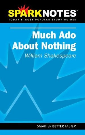 spark-notes-much-ado-about-nothing-by-william-shakespeare-2002-07-15