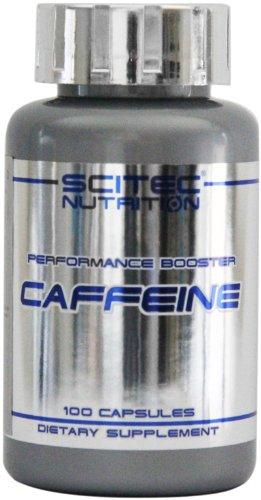 Scitec Nutrition, Caffeina, 100 Capsule
