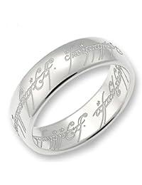 El Señor de los Anillos - El anillo plata