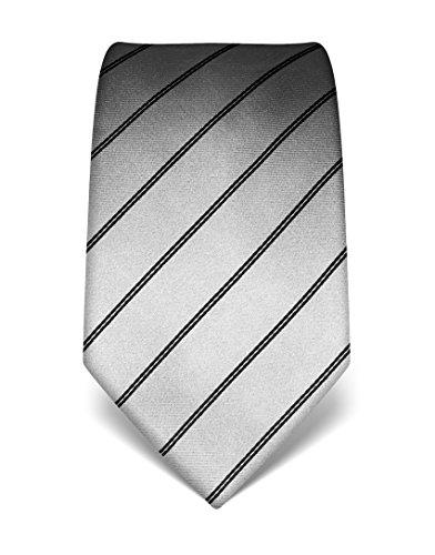 vb-mens-silk-tie-striped-many-colours-availablegrey