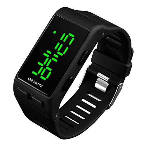 Relojes Digitales para Hombres Mujeres, 3 ATM Reloj Deportivo Digital a...
