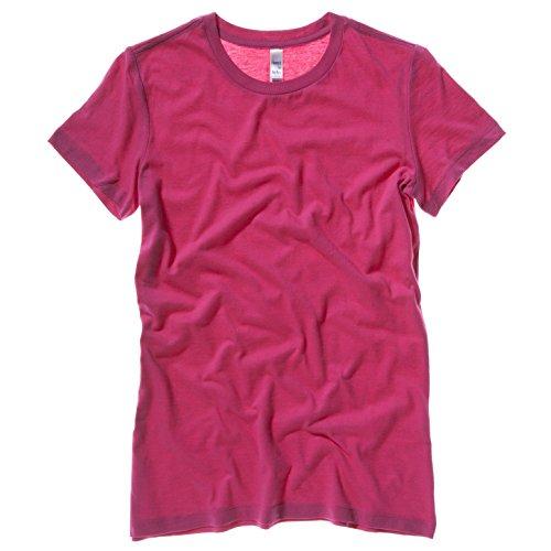 "Bella ""Favourite Damen T-Shirt The 6004 Rot - Berry"
