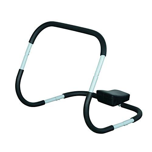 Homcom Bauchtrainer Bauchmuskeltrainer AB Roller Bauch Trainer Fitnessgerät