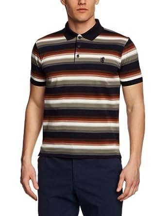 Pringle MQ324 Men's Shirt Black XX-Large