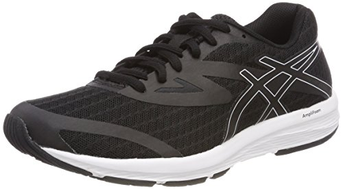 asics amplica mujer gris