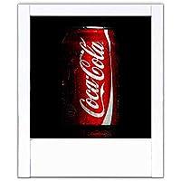 lámpara blanca Coca Cola Lata