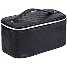 Trucco borse, Hoyofo Large trousse da viaggio borsa per cosmetici makeup brushes titolari Wash organizer con vano per donna