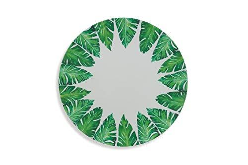 Galileo Casa 2423666 dessous de plat, plastique, vert
