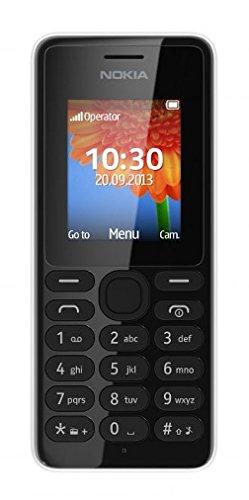 'Nokia 108Dual SIM 1.870.2g schwarz