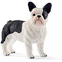 Schleich - Bulldog francés, color negro, blanco (13877)