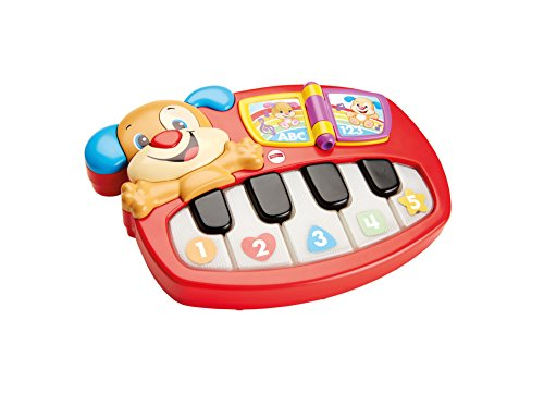 Fisher Price - Piano Cucciolo Di Apprendimento