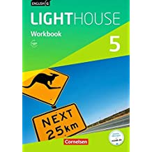 English G Lighthouse - Allgemeine Ausgabe / Band 5: 9. Schuljahr - Workbook mit Audio-Materialien