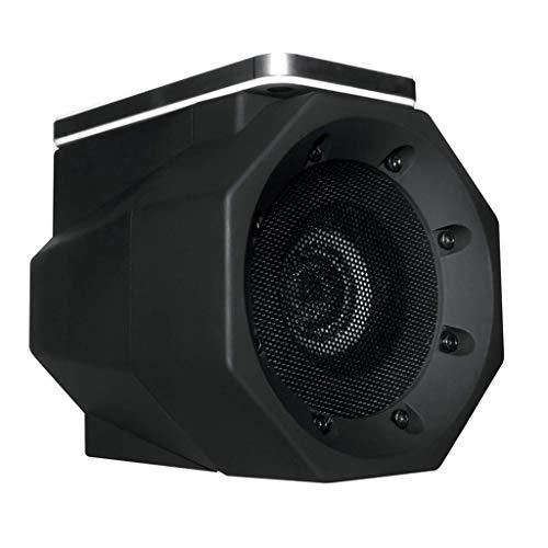 LNLZYF Bluetooth-Lautsprecher Kabelloser tragbarer Lautsprecher - kein Dock, Keine Kabel, kein Bluetooth erforderlich, verstärkt den Ton Ihres Geräts, schwarz