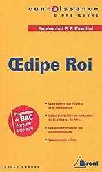 Oedipe Roi : Etude comparée de Sophocle et Pier Paolo Pasolini