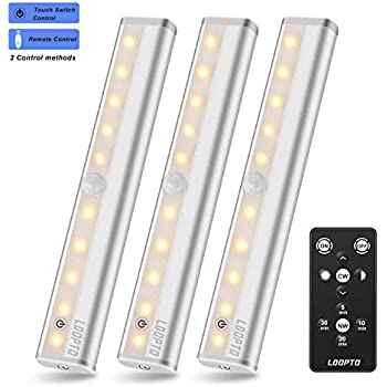 Wireless Remote Control Led Under Cabinet Lights Ldopto