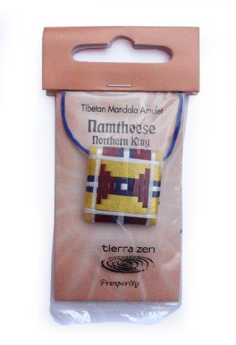 Tierra Zen BIA05 Sungkur Namthoese Prosperidad Amuleto Multicolor 2.5 x 2.5 cm