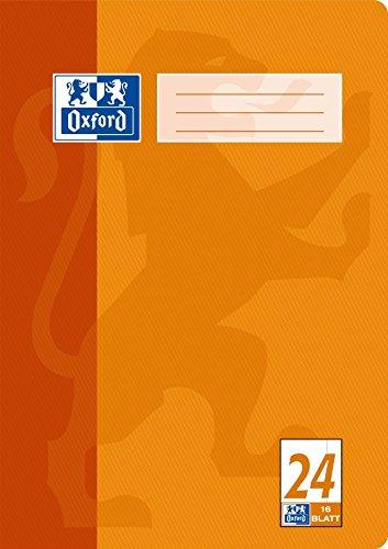 Oxford  confezione da 15 quaderni