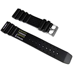 Herzog watch strap watchband plastic Band 22mm 28522