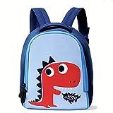 Blau Dinosaurier Schultasche Kinder Schultasche Baby Kindergarten niedlichen Cartoon Student Rucksack