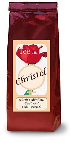 Christel-Namenstee-Frchtetee