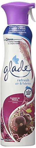 glade-spray-refresh-fragranza-cuore-di-mora