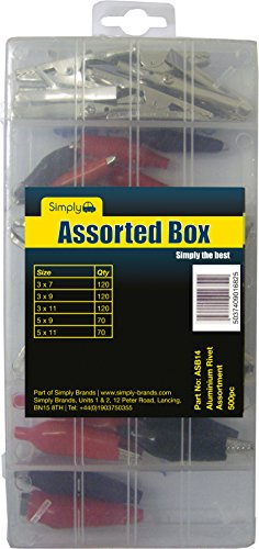 Simply ASB15 elektrische Clip-Sortiment