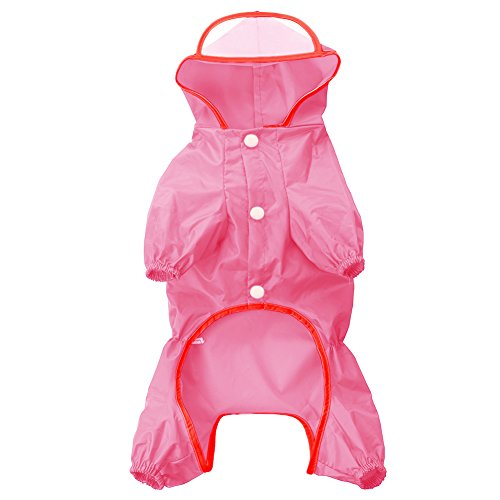 Lovely Summer Pet Puppy Dog–Sombrero impermeable