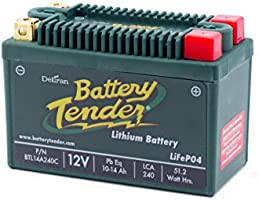 Battery Tender BTL4A240C Batteria al Litio/Ferro/Fosfato, 240 LCA