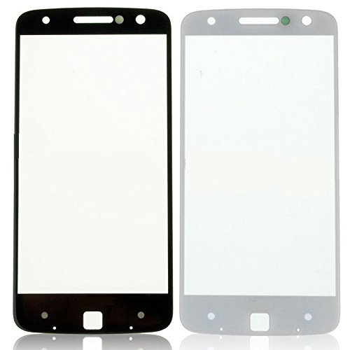 Front Lcd Touch Screen Glass Lens For Motorola Moto Z Play black