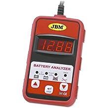 JBM 51816 - Comprobador de baterías digital