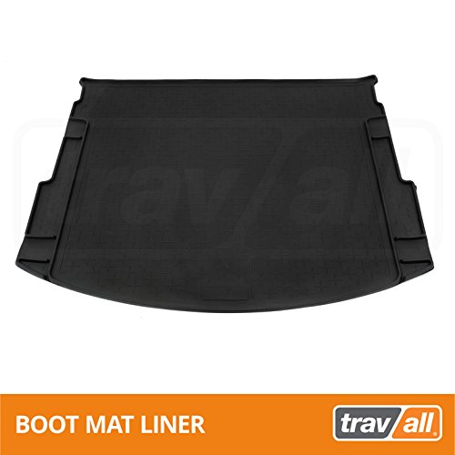 Travall Trunk Protector- Premium Vehicle Specific Rubber Floor Liner - Original Travall Liner TBM1127 by Travall