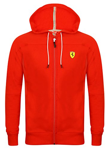 puma-x-ferrari-f1-mens-luxury-sportswear-sweat-zipped-mesh-insert-hoodie-761542-02-size-large