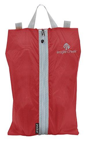 Eagle Creek Schuhtasche Pack-It SpecterTM Shoe Sac Organizador para Maletas 41 Centimeters 1 Rojo (Volcano Red)