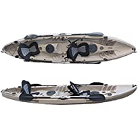 Angel Kayak grapper Duo Sand