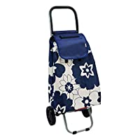 GFF Shopping cart Shopping cart on the easy and portable foldable shopping cart