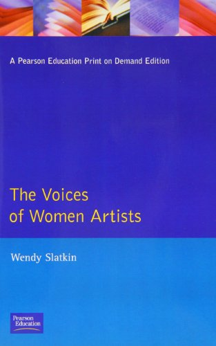 The Voices of Women Artists por Wendy Slatkin