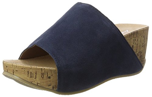 Andrea Conti 1541501, Ciabatte Donna blu (dunkelblau)
