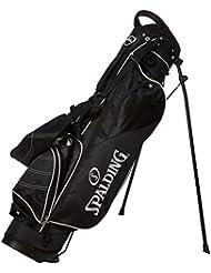 "Spalding Carry bag Noir/Blanc 6,5"""