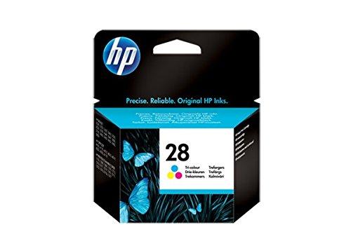 Preisvergleich Produktbild HP 28–Dreifarbige Inkjet Tintenpatrone (C8728AE)